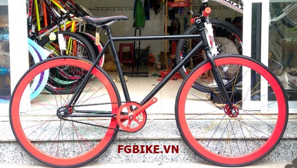 Fixed Gear Trung Cap Pro -13