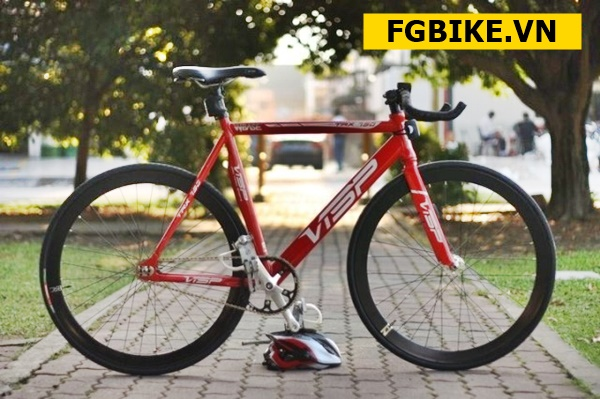 xe dap fixed gear Visp 790-07