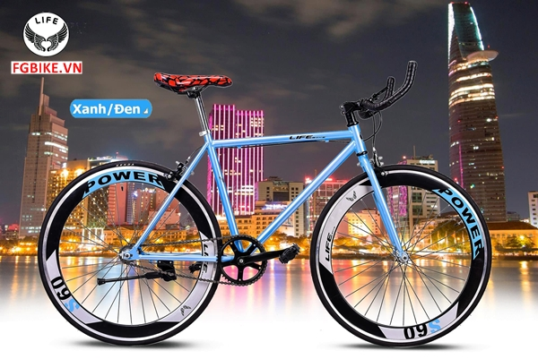xe dap fixed gear life lf6-01