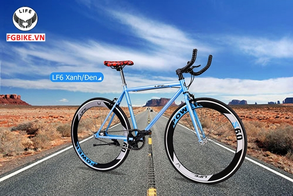 xe dap fixed gear life lf6-02
