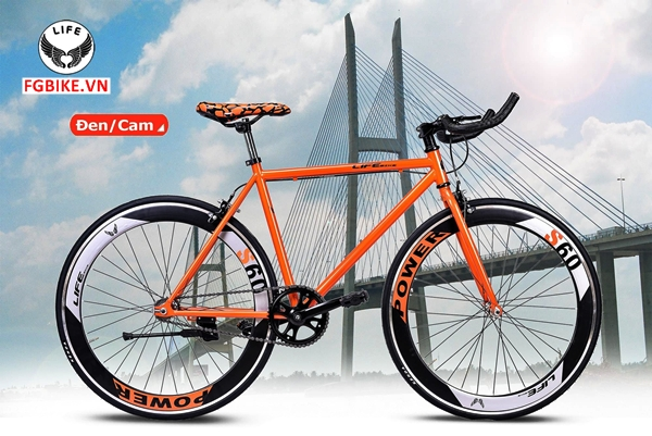 xe dap fixed gear life lf6-05