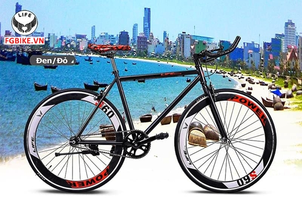 xe dap fixed gear life lf6-07