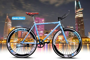 xe dap fixed gear life lf6