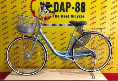xe dap mini nhat ban Maruishi Weekly WEA2633 03