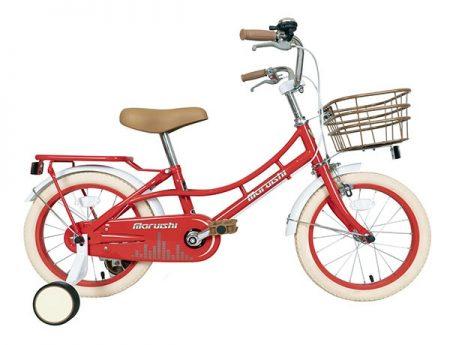 xe dap tre em nhat maruishi Retro Bike 16 inch 11