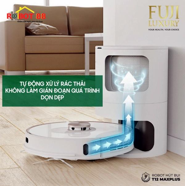 ROBOT HUT BUI FUJI LUXURY T12 MAX PLUS 4