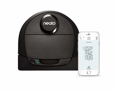 ROBOT HUT BUI NEATO D6 CONNECTED 0