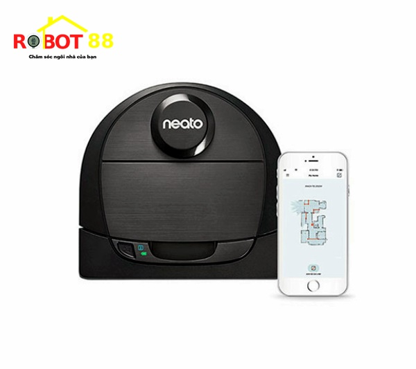 ROBOT HUT BUI NEATO D6 CONNECTED 2